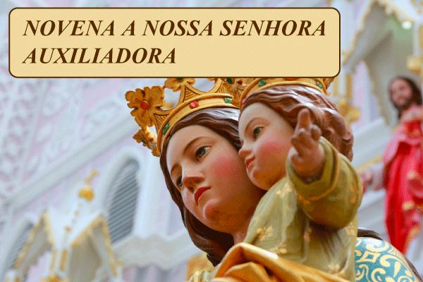Novena a Nossa Senhora Auxiliadora (com Orações Sugeridas por São João Bosco)
