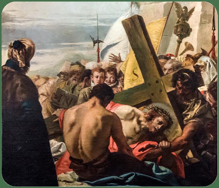 Nona Estação - Jesus Cai Pela Terceira Vez