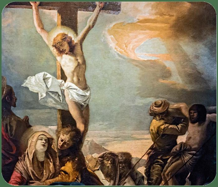 Décima Segunda Estação - Jesus Morre Na Cruz