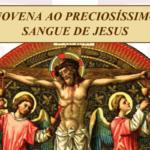Novena ao Preciosíssimo Sangue de Jesus